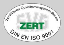 DIN ISO Zert