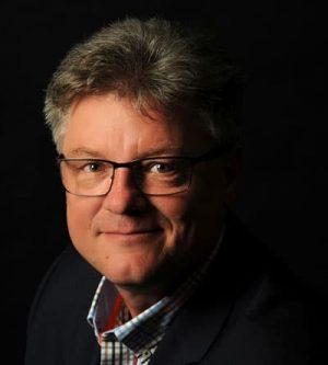 Der Geschäftsführer Rolf Rosenberg von Donath International.